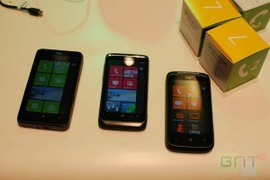 HTC HD7 - HTC 7 Trophy - HTC 7 Mozart