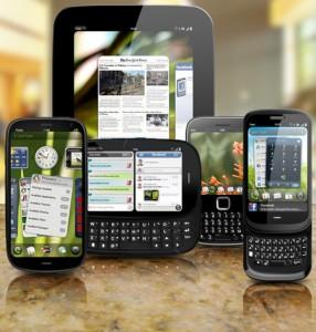 Palm et ses appareils