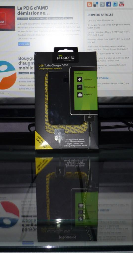 [PROPORTA] TurboCharger USB 5000 : le compagnon indispensable à votre smartphone P1040429-537x1024