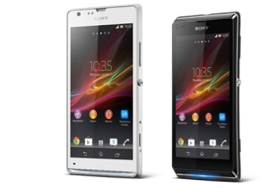 sony xperia L SP